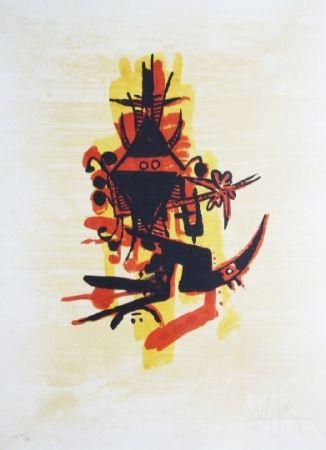 Litografia Lam - El ultimo viaje del buque fantasma - 10