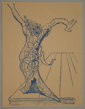 Litografia Ernst - Electra