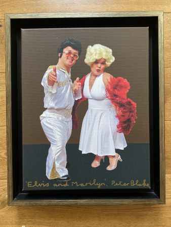Non Tecnico Blake - Elvis & Marilyn