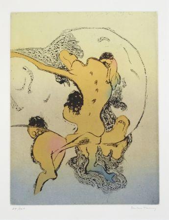 Litografia Tanning - En chair et en os