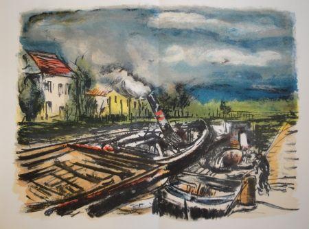 Libro Illustrato Vlaminck - En noir et en couleur