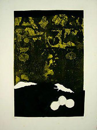 Multiplo Clavé - En noir et jaune