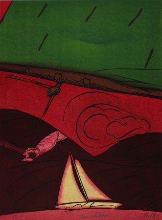 Serigrafia Adami - En solitaire