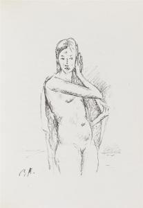 Libro Illustrato Auberjonois - Enveloppes.  20 lithographies originales de René Auberjonois