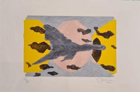 Litografia Braque - Equinoxe