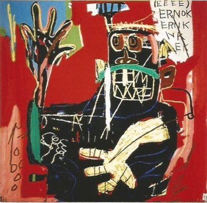 Serigrafia Basquiat - Ernok