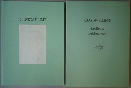 Libro Illustrato Klimt - Erotische Zeichnungen. Drawings Against Morality