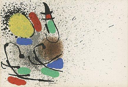 Libro Illustrato Miró -