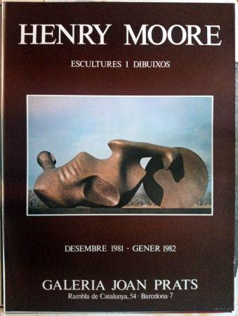 Manifesti Moore - Escultures i Dibuixos