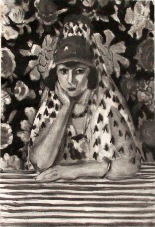 Incisione Matisse - Espagnole