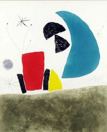 Incisione Miró - Espriu