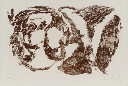 Litografia Alechinsky - Et ...