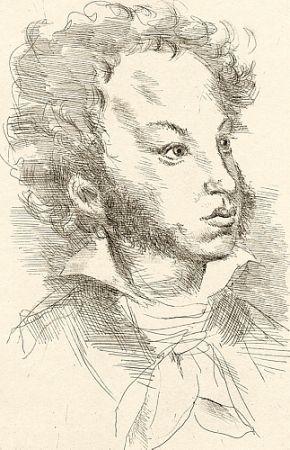 Libro Illustrato Calandri - Eugenio Onieghin