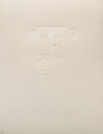Rilievo Vasarely - Euklides