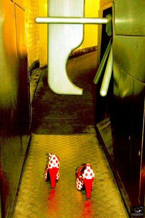Fotografie Bohorquez - Exit