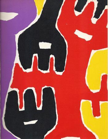 Libro Illustrato Capogrossi - Exposition du 3 au 27 mai 1961