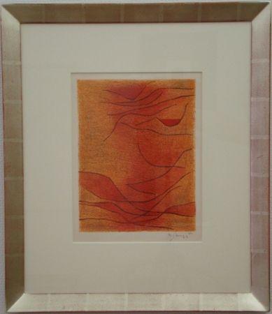 Litografia Singier - Exposition Galerie de France