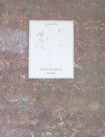 Libro Illustrato Fini - Fêtes Secretes