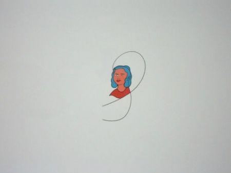 Litografia Dominicis (De) - Famiglia
