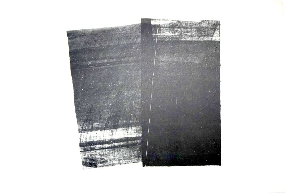 Litografia Hartung - Farandole