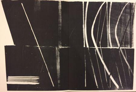 Litografia Hartung - Farandole 12