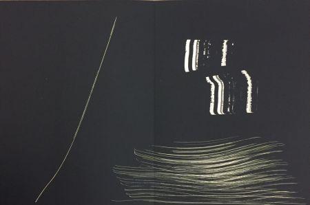 Litografia Hartung - Farandole 14