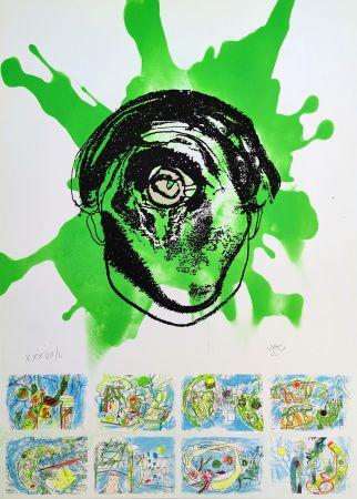 Serigrafia Matta - Federico Garcia Lorca