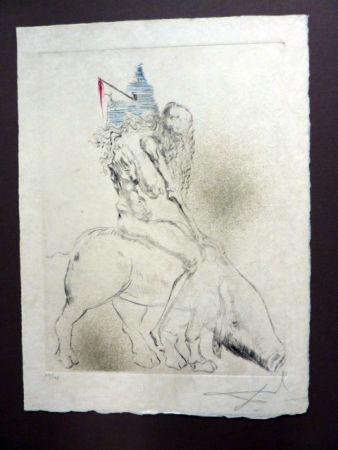 Punta Secca Dali - Femme Au Cochon (Faust)