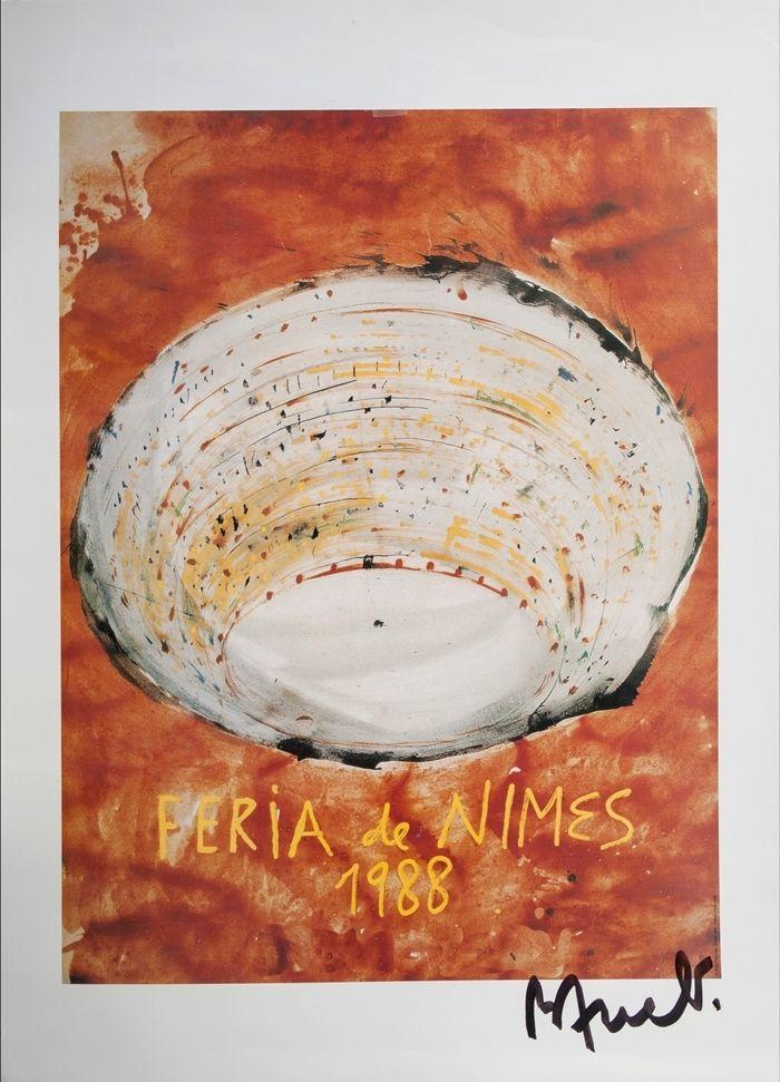 Offset Barcelo - Feria nimes 1988