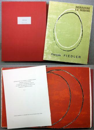 Libro Illustrato Fiedler - FIEDLER. DERRIÈRE LE MIROIR N°167. Octobre 1967. TIRAGE DE LUXE.