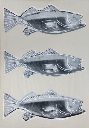 Serigrafia Warhol - FISH FS IIIA.39