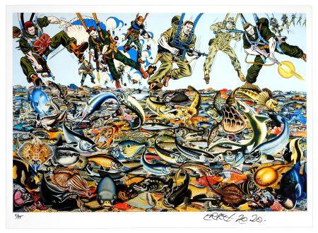 Grafica Numerica Erro - Fishlandscape