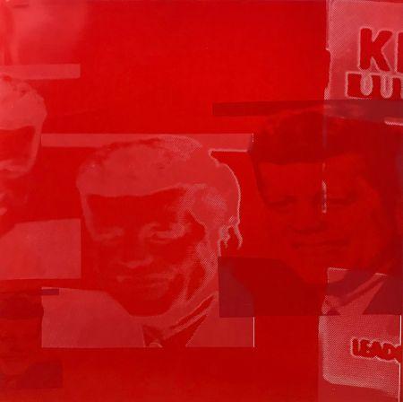 Serigrafia Warhol - FLASH - NOVEMBER 22, 1963 FS II. 35