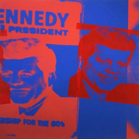 Serigrafia Warhol - FLASH - NOVEMBER 22, 1963 FS II. 42