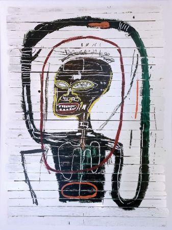 Serigrafia Basquiat - FLEXIBLE