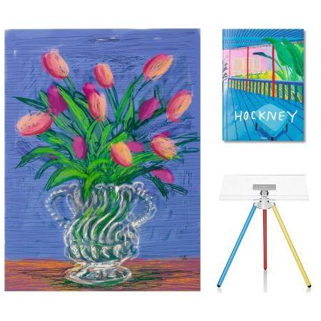 Non Tecnico Hockney - Flowers, B with SUMO book