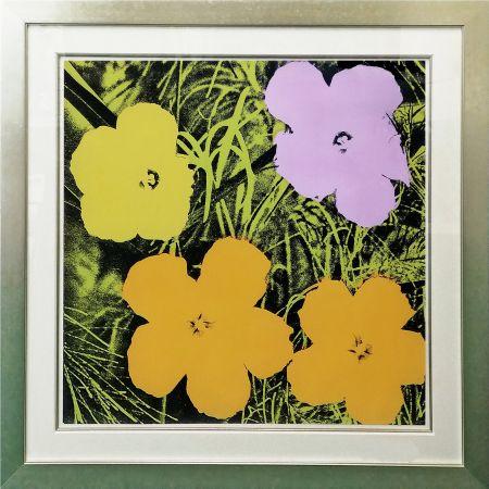 Serigrafia Warhol - FLOWERS FS II.67