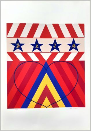 Serigrafia Phillips - Forces Sweetheart