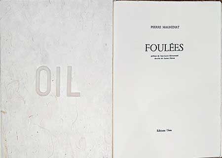Libro Illustrato Plensa - Foulées