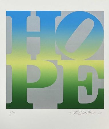 Multiplo Indiana - Four Seasons of Hope (Green)