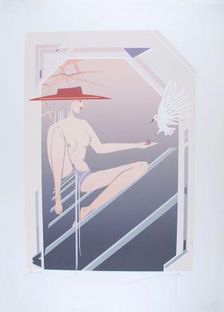 Serigrafia Gockel - Four Seasons (Pin Up)
