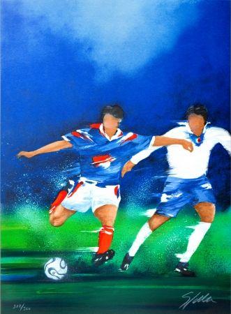 Litografia Spahn - France '98