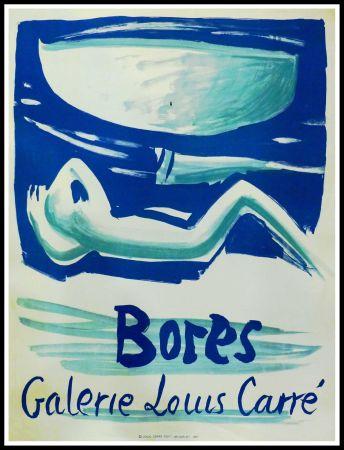 Manifesti Bores - FRANCISCO BORES - GALERIE LOUIS CARRÉ