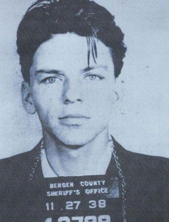 Serigrafia Young - Frank Sinatra
