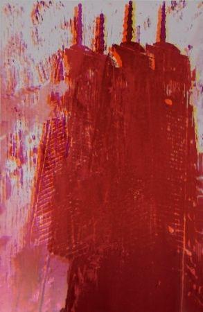 Litografia Perez  - Freedom Tower 3