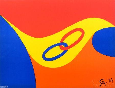 Non Tecnico Calder - Friendship :flying Colors Ii