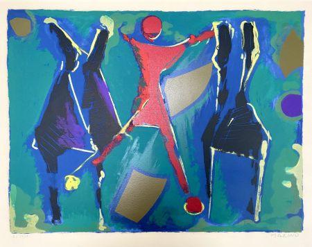 Litografia Marini - From Color to Form VII