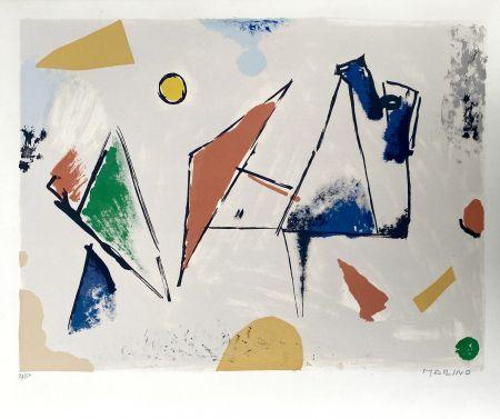 Litografia Marini -  From Color to Form VIII