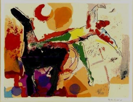 Litografia Marini - From Colour to Form, VI