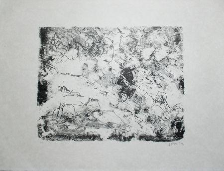 Litografia Jorn - From